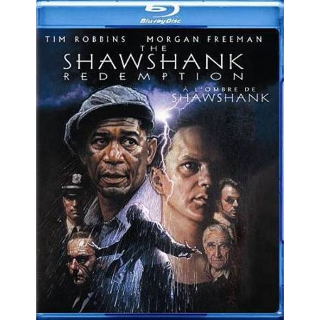 The Shawshank Redemption  Blu Ray   Canadian  French