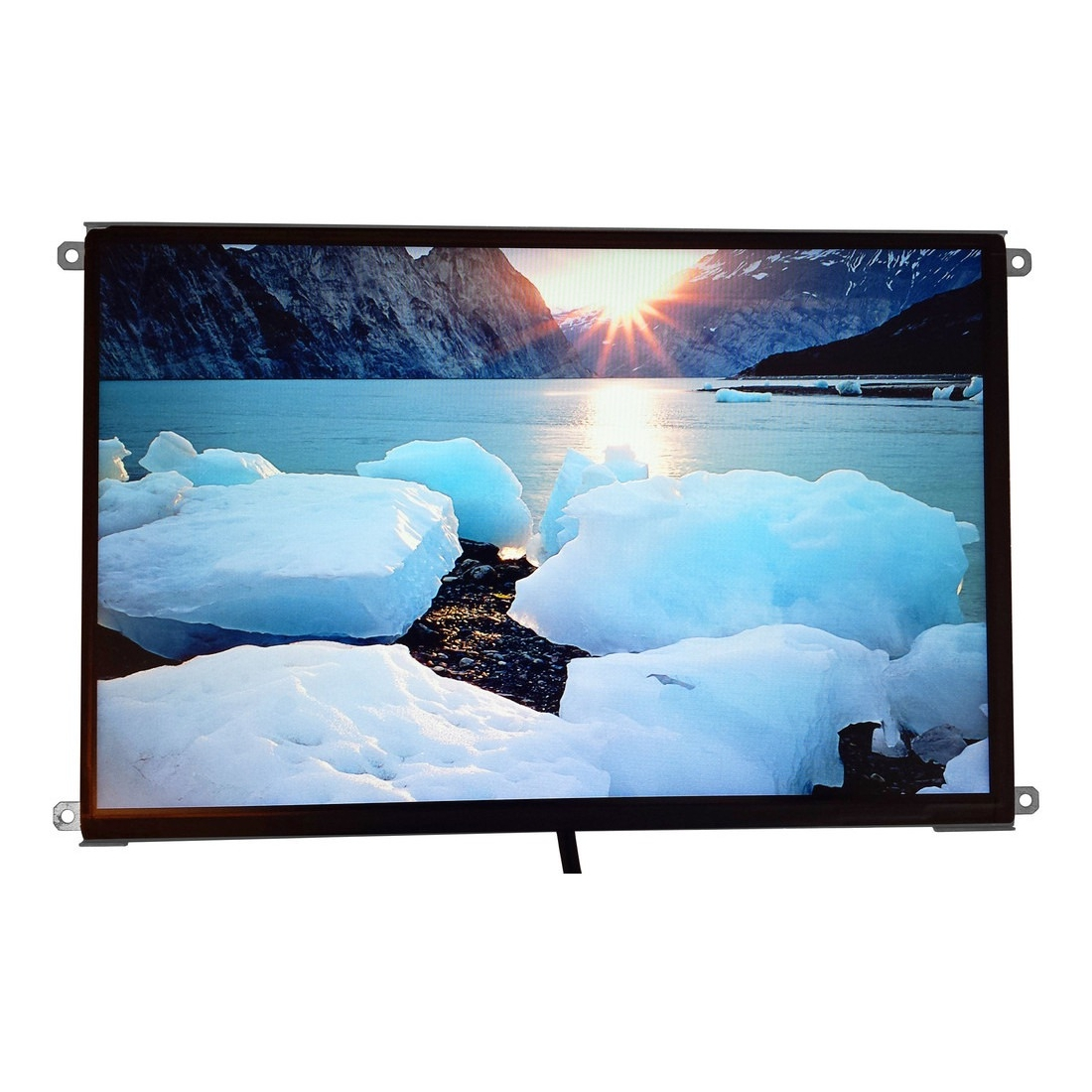 "Mimo Monitors Um-1080-of 10.1"" Open-frame Lcd Monitor - 16:10 - 14 Ms - 1280 X 800 - 262,144 Colors - 350 Nit - 800:1 - Wxga - Usb - Rohs (um1080-of)"