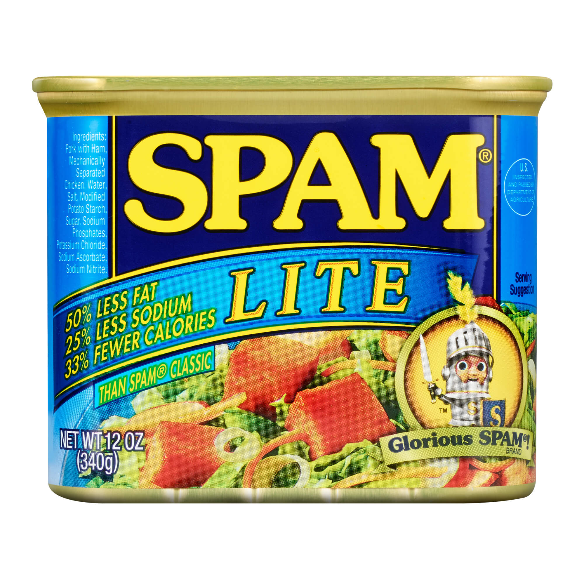 Spam Lite, 12 Ounce Can