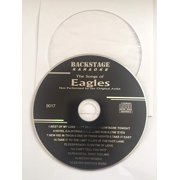 Greatest Hits of THE EAGLES Backstage Karaoke CDG Disc