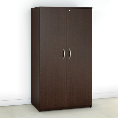 Bush Business Furniture Office in an Hour/Easy Office 36 in. Wardrobe Storage Cabinet - Modells Store Hours