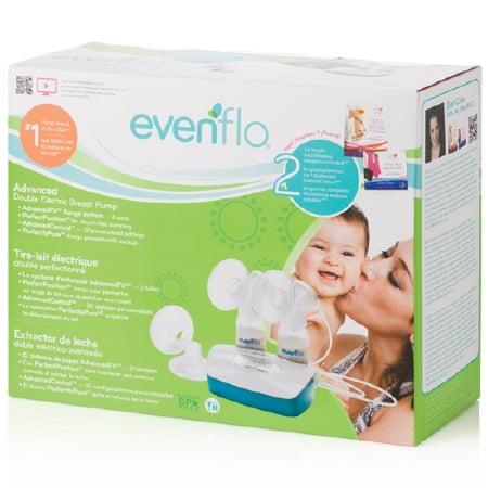 Evenflo Advanced Breast Pump Kit - 5161111EA - 1 Each / Each