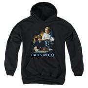 Bates Motel Die Alone Big Boys Pullover Hoodie