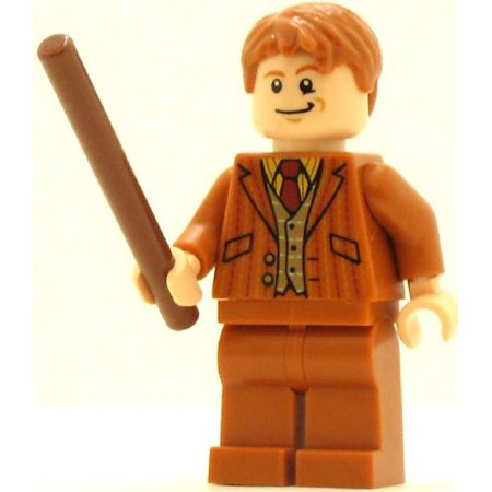 LEGO Harry Potter Minifig Fred George - Fred And George Weasley Costumes