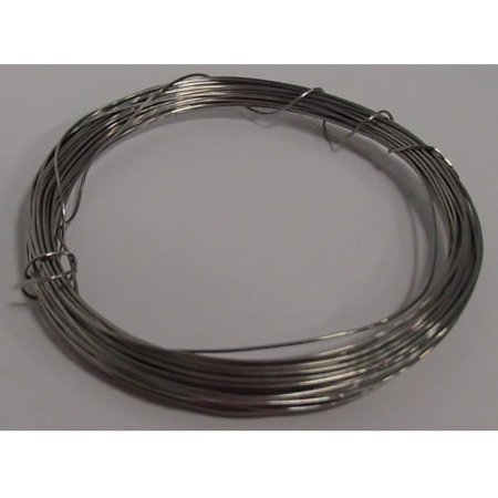 New Stainless Steel 25ft Rabbit Hare Squirrel Trapping Hunting Snare
