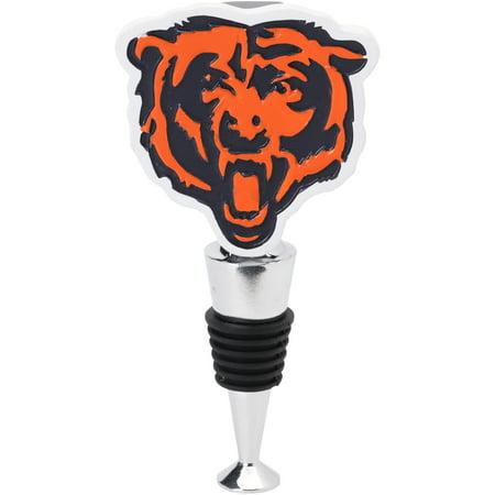 Chicago Bears Bottle (Chicago Bears Logo Bottle Stopper - No Size )