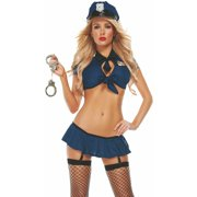 Naughty Police Officer Bedroom Costume