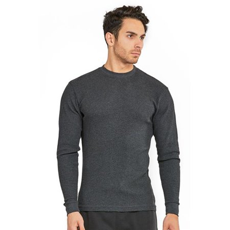 Mens Crew Neck Solid Cotton Top - Charcoal Grey, Large We present you a vast array of stylish Mens Clothing items that would leave you spoilt for choice. You can select from high quality, impressive styles for any occasion or everyday wear.- SKU: ZX9FRZY4658