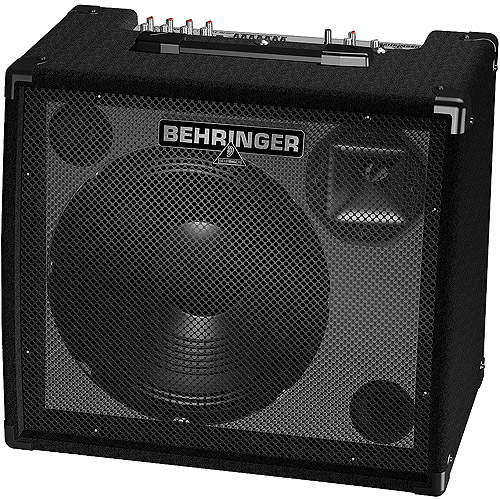 Behringer Ultratone K900FX 90-Watt, 3-Channel Keyboard Amplifier and PA System with FX and FBQ Feedback Detection