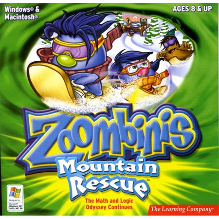 Zoombinis   Mountain Rescue For Windows Mac  Xsdp  Llzoomorej   In Zoombinis  Mountain Rescuse  The Zoombinis Are Again Settled In Their New Homeland  Enjoying Peaceful  Productive Prosperity  Su