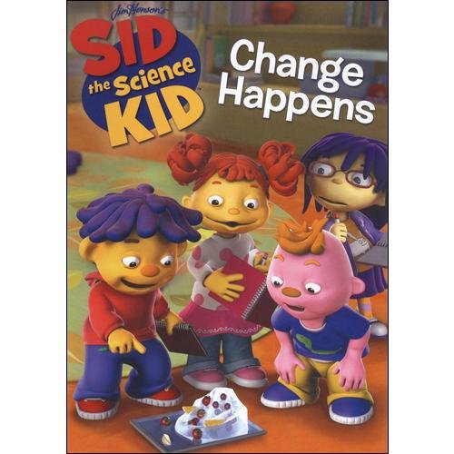 Sid The Science Kid: Change Happens (Full Frame)