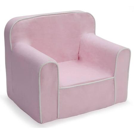 Delta Children Foam Snuggle Chair, Multiple Colors ...
