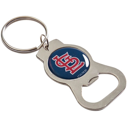 St. Louis Cardinals Basic Bottle Opener Keychain - No Size