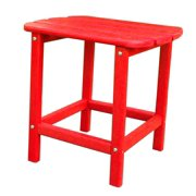 Panama Jack Adirondack End Table-Color:Red