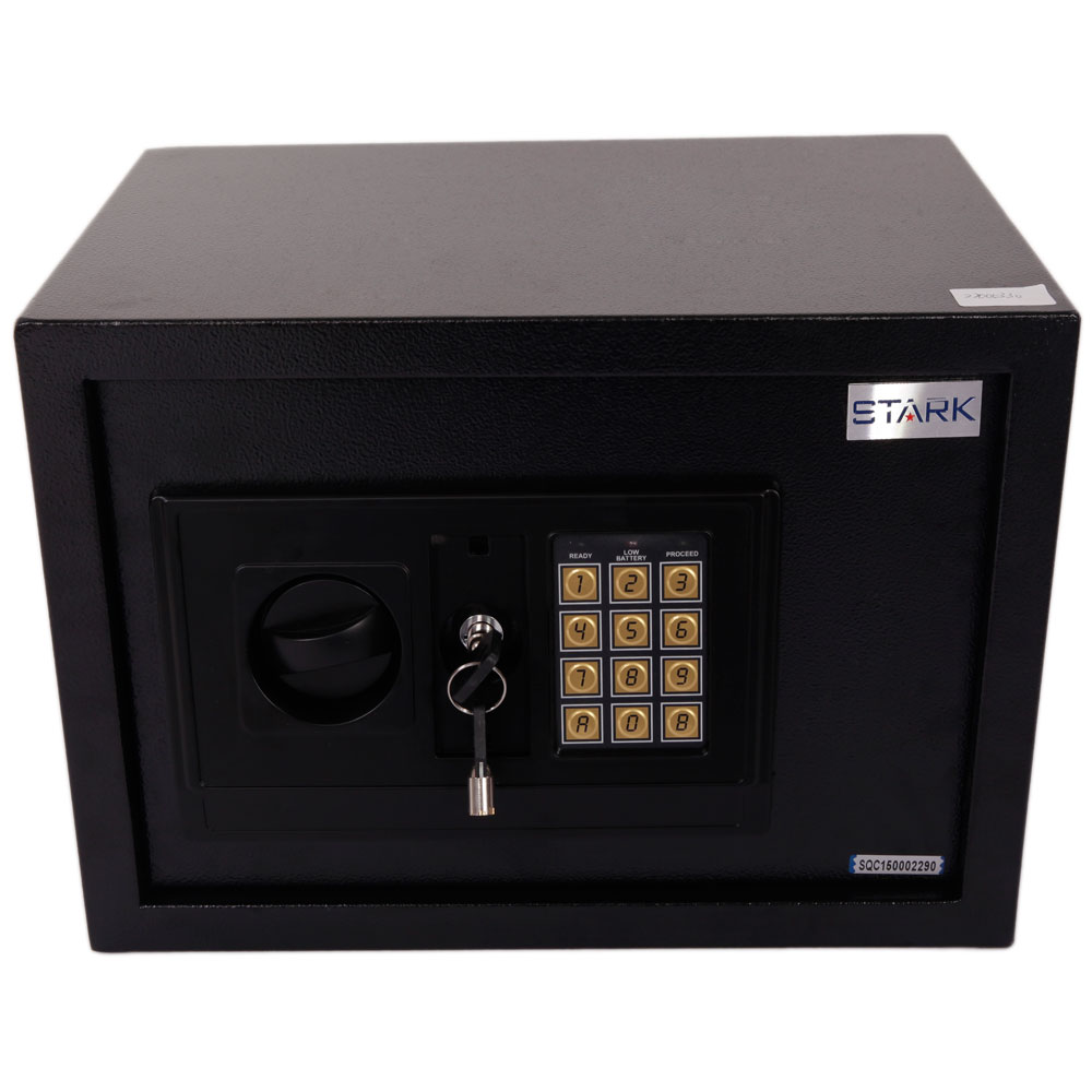 "Ktaxon Digital Electronic Safe Box Keypad Lock 13.85"" Home Office Hotel Gun Security Box"