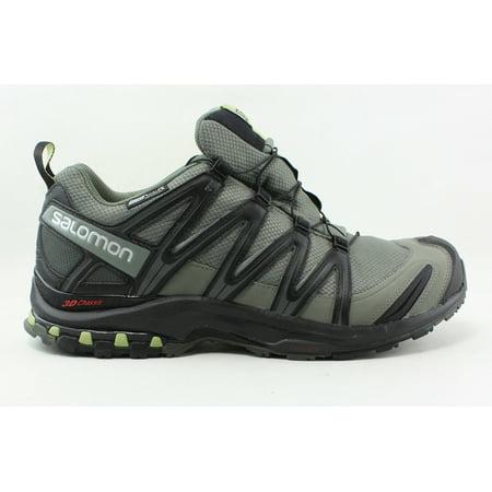 Salomon Men's Castor Gray Hiking Shoes Size 12