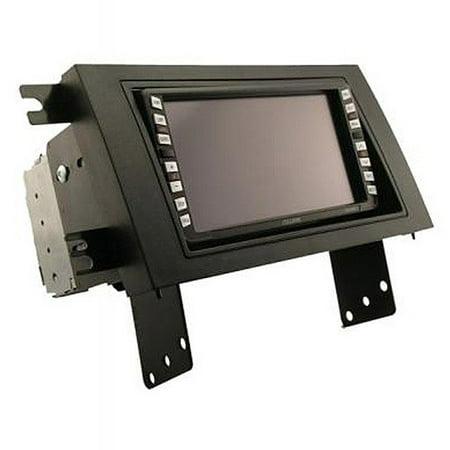 SCOSCHE HA1579B - 2006-up Honda Ridgeline Double Din ISO Istallation Mounting Dash Kit for Car Radio / Stereo