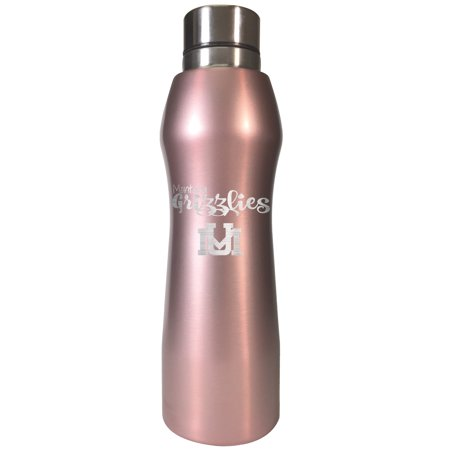 Montana Grizzlies 20oz. Rose Gold Hydration Bottle - No Size