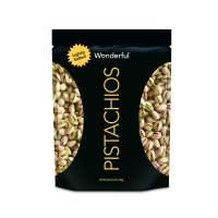 Wonderful Pistachios, Roasted & Lightly Salted, 48 Oz
