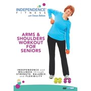 Independence Fitness: Arms & Shoulders Workout for Seniors (DVD) by Bayview/widowmaker