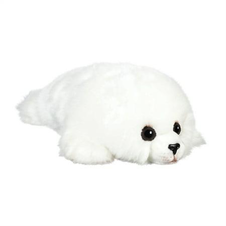 White Seal Stuffed Animal](Stuffed Seal)