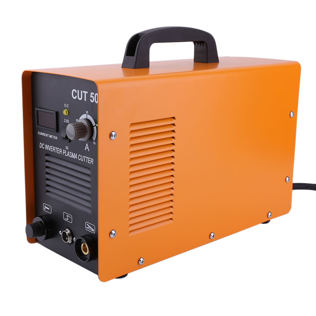 50AMP CUT-50 Digital DC Inverter 110-220V Plasma Cutter C...