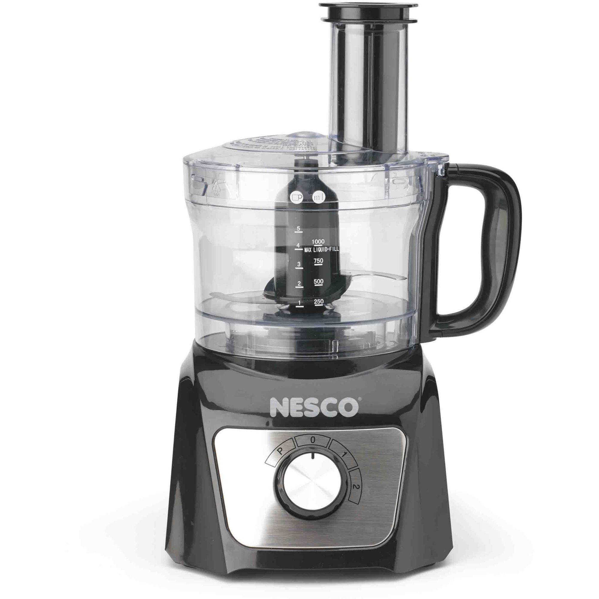 Nesco 500W 8-Cup Food Processor