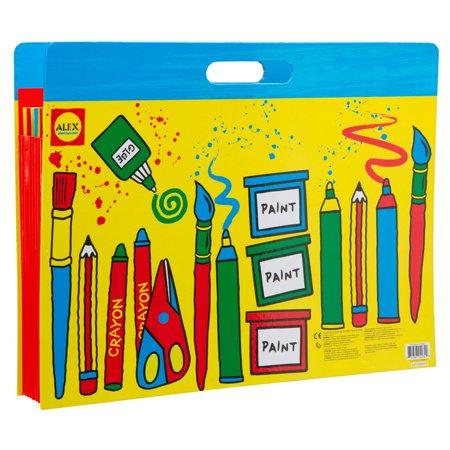 Best ALEX Toys Artist Studio My Art Portfolio deal