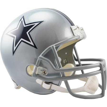 Riddell Dallas Cowboys VSR4 Full-Size Replica Football Helmet](Cowboys Helment)