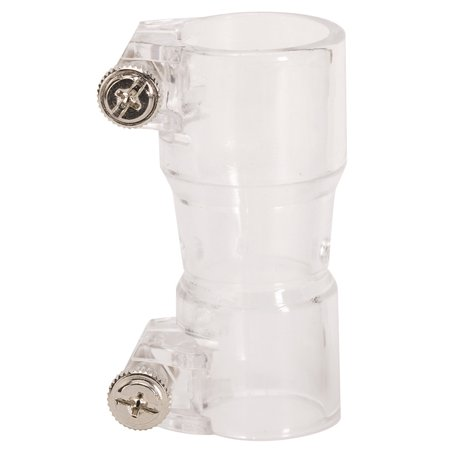Defender Paintball (JT Powerfeed Paintball Marker Elbow, Clear )