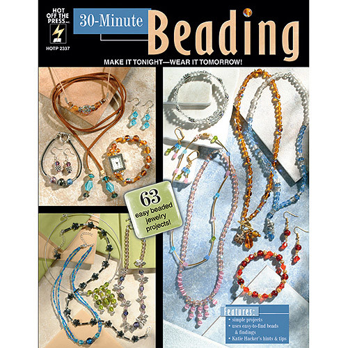 Hot Off The Press-30 Minute Beading