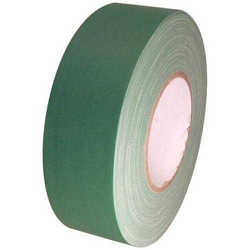 Economy Dark Green Gaffers Duct Tape 2 inch X 60 yards 24 Roll/Case