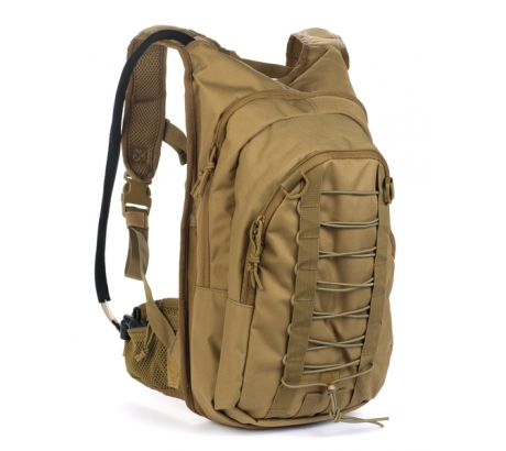 Drifter Hydration Pack Coyote by Red Rock Outdoor Gear