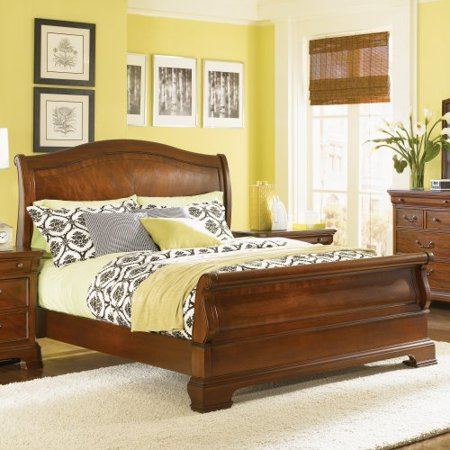 Legacy Classic Evolution Sleigh Bed Set 186 Product Photo