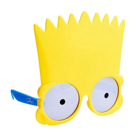 Party Costumes - Sun-Staches - Simpsons Bart New sg3358 - Kids Bart Simpson Costume