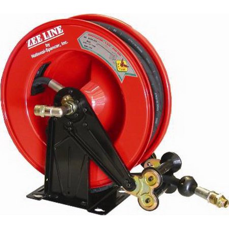 National Spencer Open Type Oil Reel W  49 Hose