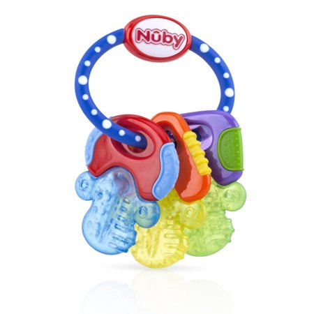 Nuby IcyBite Keys Teether
