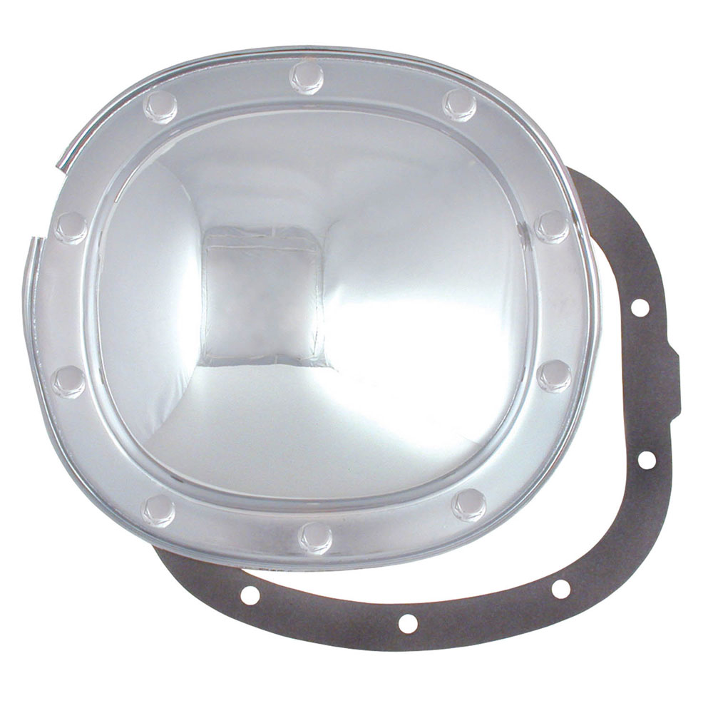 SPE Spectre Performance 6071 Chrome 12-Bolt Differential Cover for GM