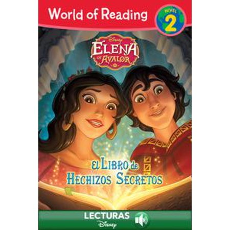 World of Reading: Elena of Avalor: El Libre de Hechizos Secretos - eBook - Hechizos De Noche De Halloween