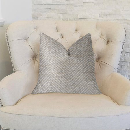 Plutus PBKR1962-2036-DP Plainville Beige Luxury Throw Pillow, 20 x 36 in. King - image 2 of 3