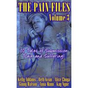 The Pain Files - Volume Three - eBook