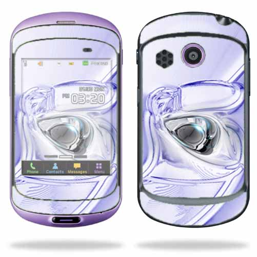 Mightyskins Protective Skin Decal Cover for Pantech Swift Cell Phone wrap sticker skins Glass