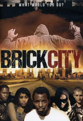 Brick City (DVD) by SHAMI