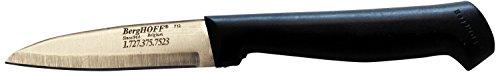 Berghoff Geminis Paring Knife, Blk by BergHOFF International