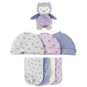 Carter's Baby Girls' Purple Heart Gift Set