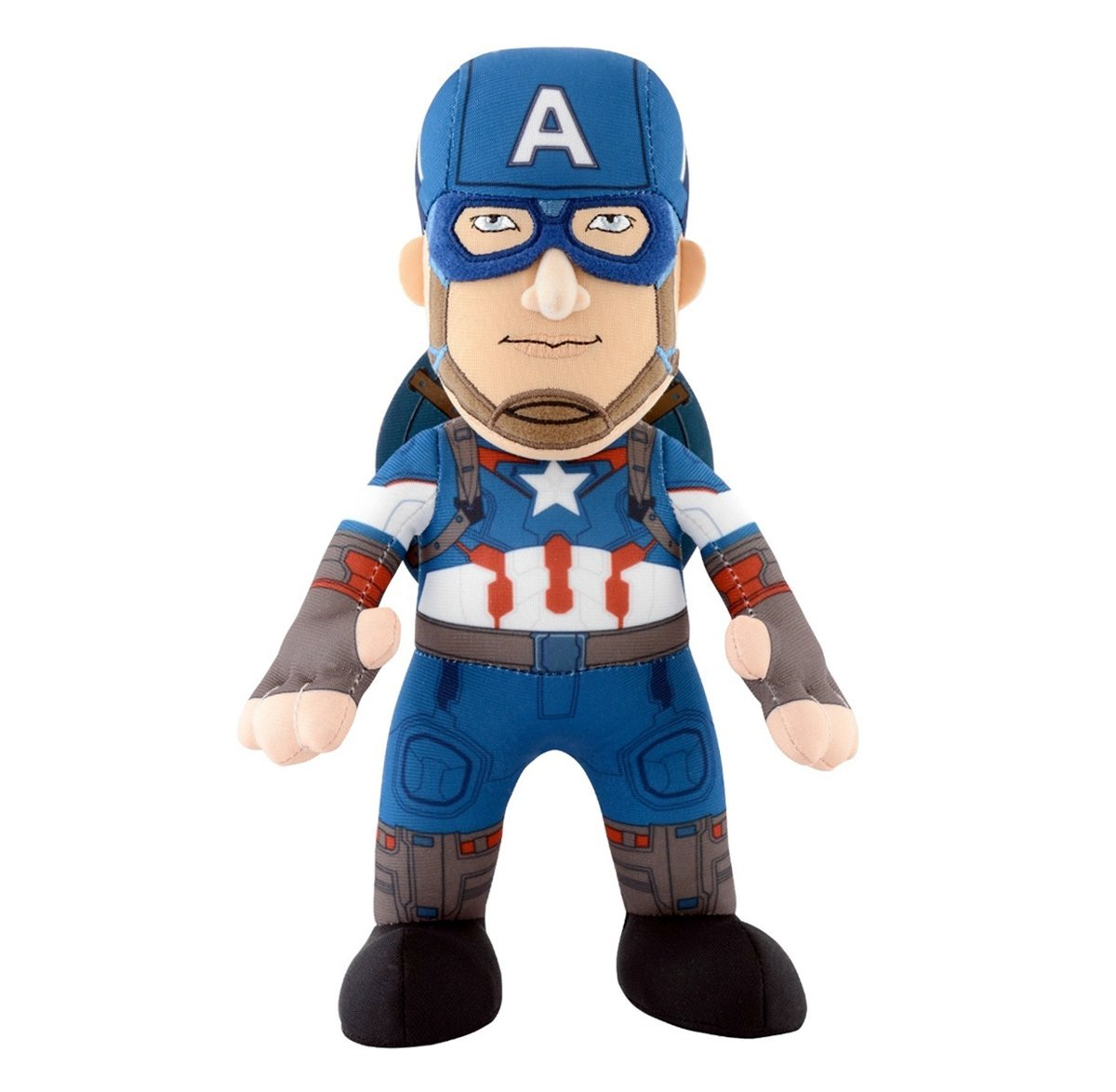 Marvels Captain America: Civil War Captain America 10 Plush Figure