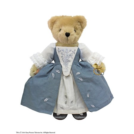 North American Bear Outlander Claire Fraser/The Wedding Teddy Bear Collection (America Teddy Bear)