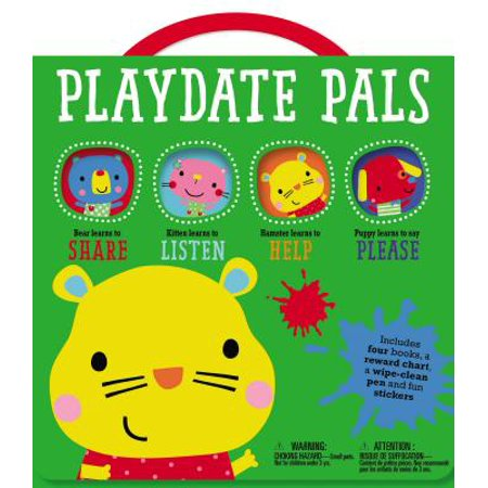 Playdate Pals Behaviors