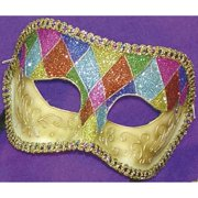 Impulse Eye Venetian, Masquerade, Mardi Gras Mask Style E