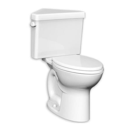 American Standard Cadet Elongated Two Piece Toilet 216AD.104.222 Linen
